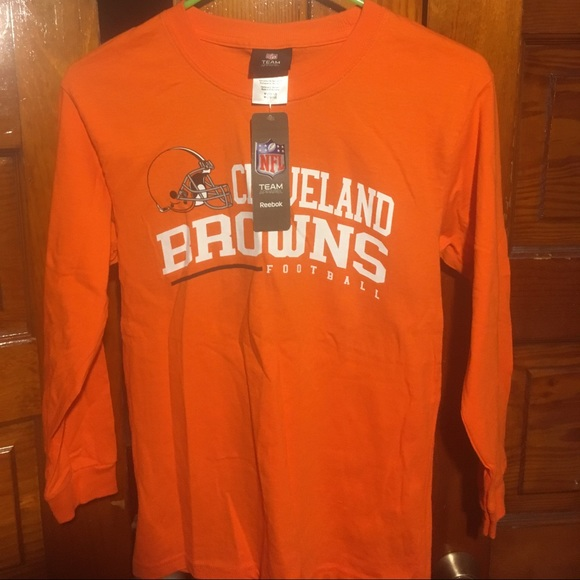 NFL Tops - Cleveland browns tshirt